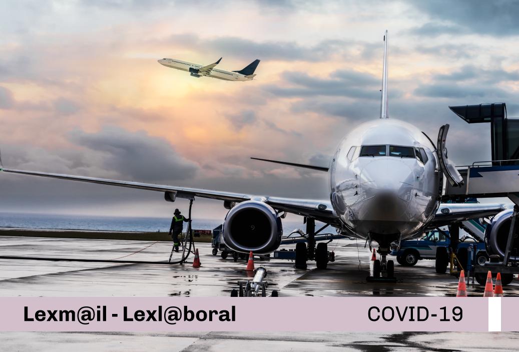 Protocolo Sanitario sectorial para la prevención del COVID-19 en ejecución de obras de infraestructura aeroportuarias