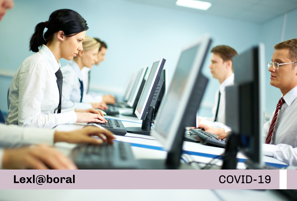 Modifican Lineamientos para la vigilancia de la salud de los trabajadores con riesgo de exposición a COVID-19
