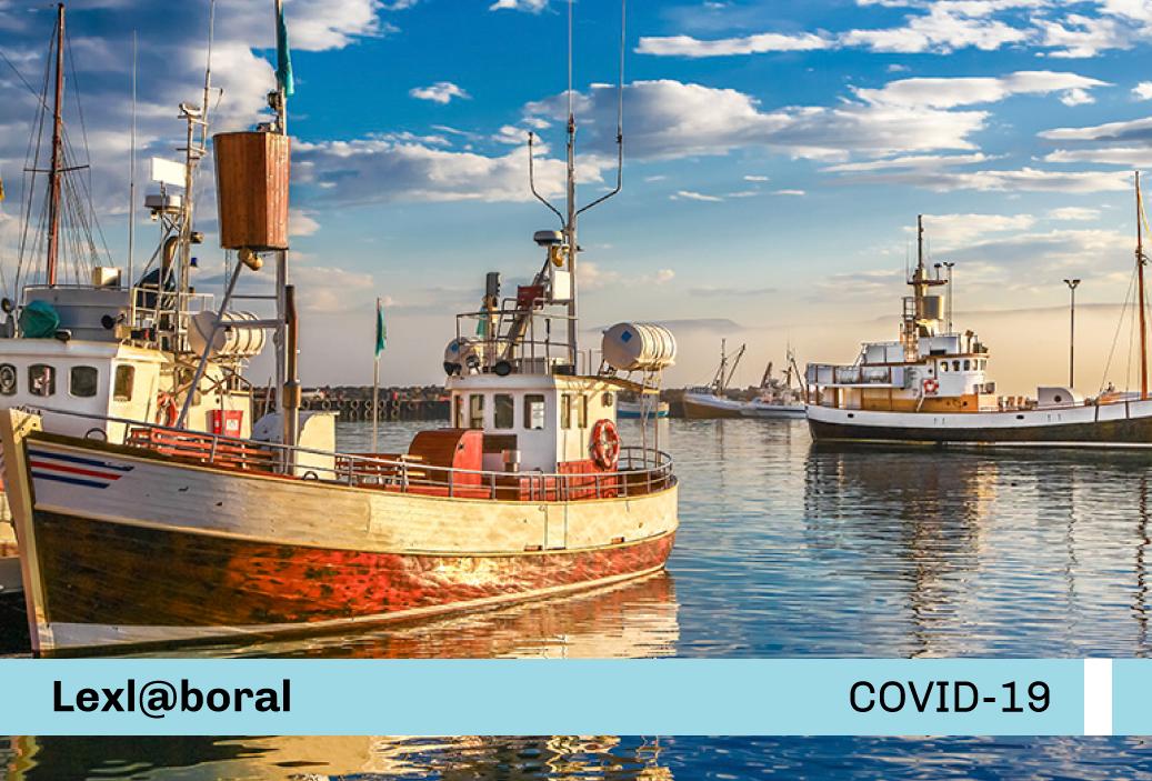 Protocolo Sanitario de Operación ante el COVID-19 del sector de pesca industrial (consumo humano indirecto)