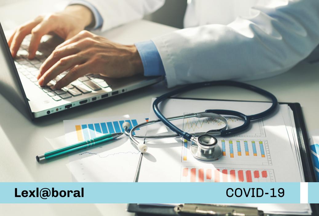 Disposiciones relacionadas al subsidio excepcional por incapacidad derivada del diagnóstico de Covid-19 otorgado a trabajadores