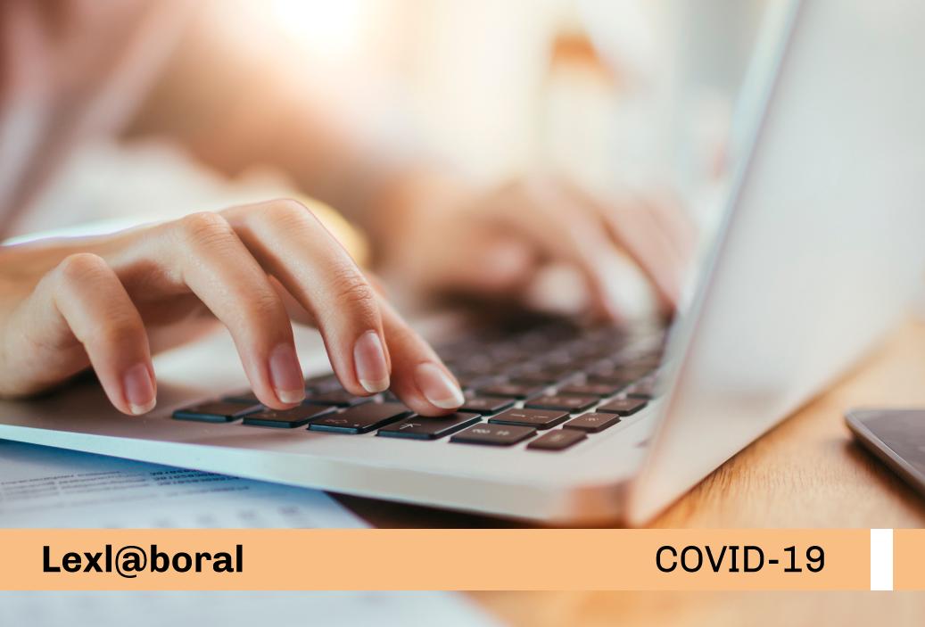 Directiva General para la realización de reuniones virtuales en el marco de los conflictos laborales de naturaleza colectiva durante la emergencia sanitaria por el COVID-19