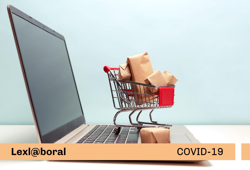 Protocolo Sanitario de Operación ante el Covid-19 para las actividades del subsector comercio electrónico (E-Commerce)