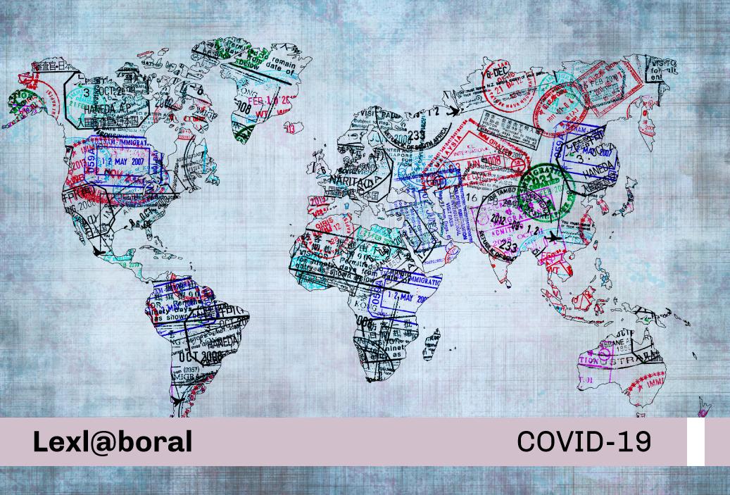Reinicio de procedimientos migratorios a través de plataforma Agencia Virtual