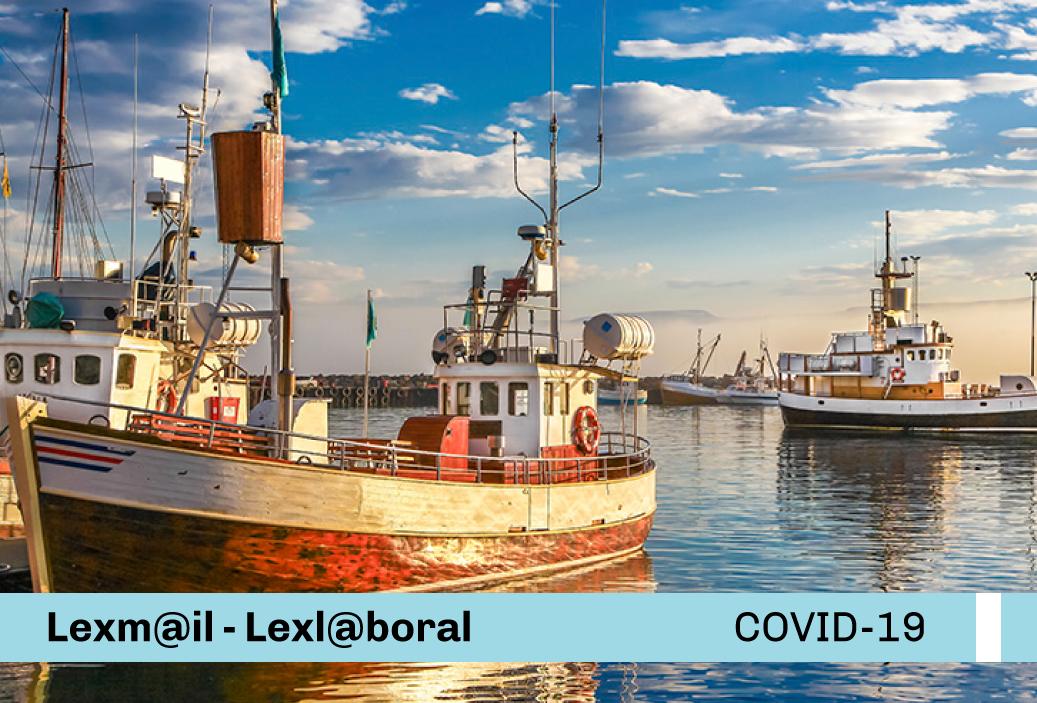 Protocolo Sanitario sectorial para la prevención del Covid-19 en la ejecución de obras de infraestructura portuaria del sistema portuario nacional