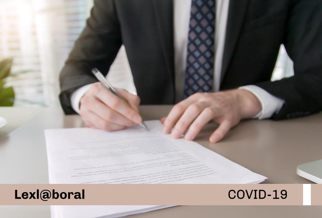 Protocolo Sanitario para la operación ante el Covid-19 del Servicio Público Notarial