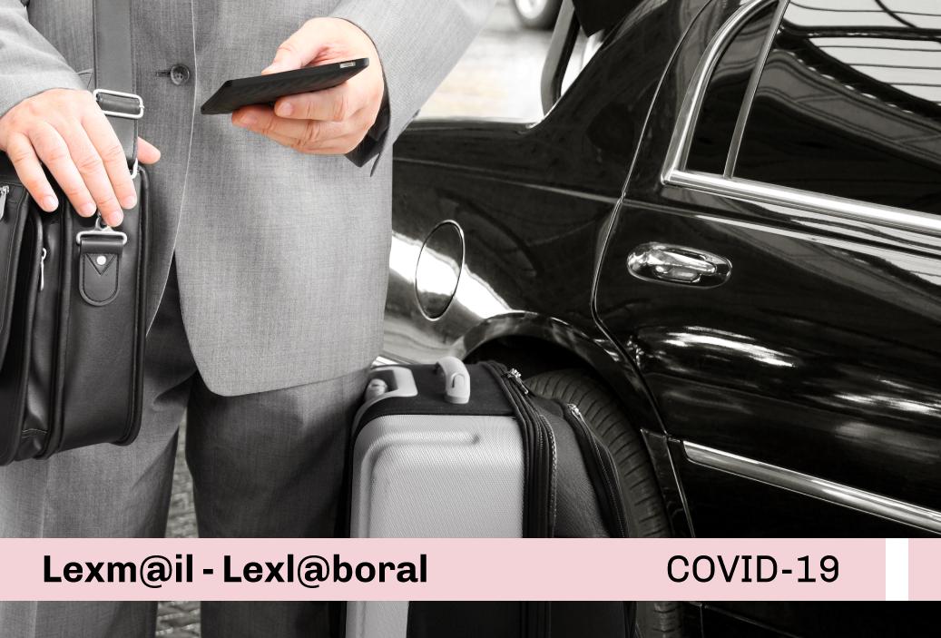 Protocolo Sanitario Sectorial para la prevención del COVID-19, en el servicio de transporte público especial de personas en la modalidad de taxi y en vehículos menores