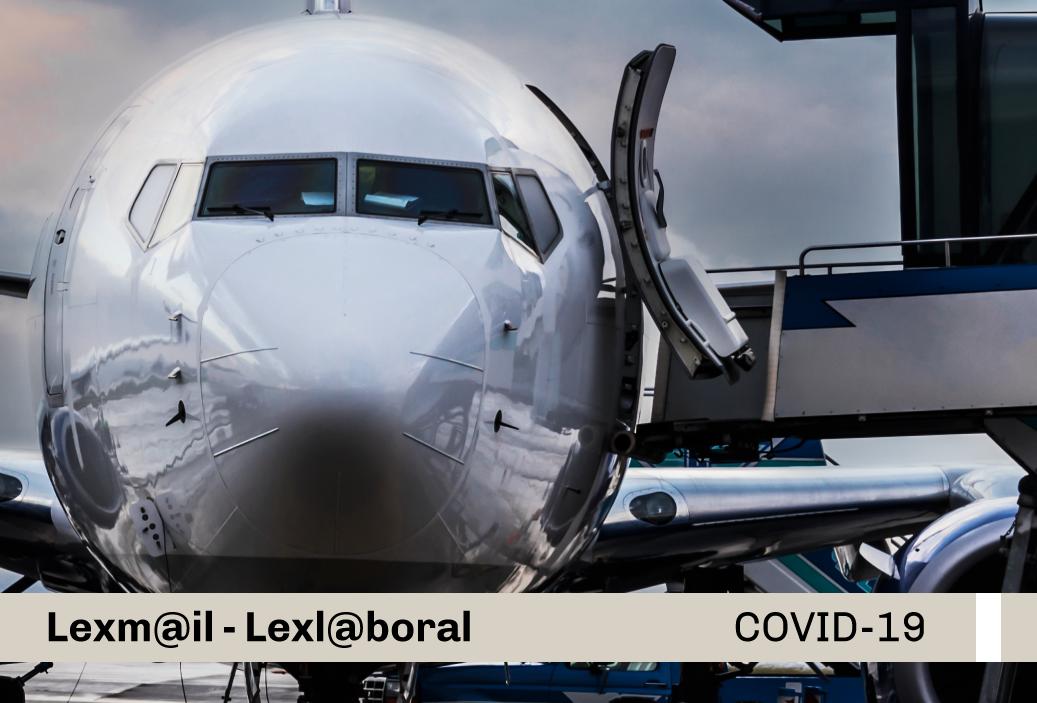 Protocolo Sanitario Sectorial para la prevención del COVID-19 en el transporte aéreo de carga