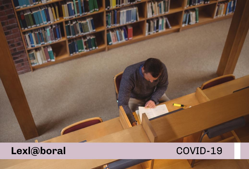 Protocolo Sanitario Sectorial ante el COVID-19 para librerías