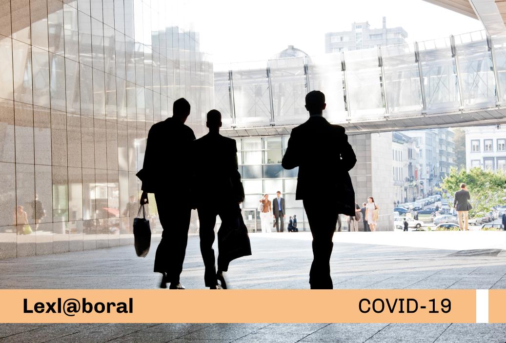Protocolo Sanitario Sectorial de operación ante el Covid-19 para los servicios de seguridad privada