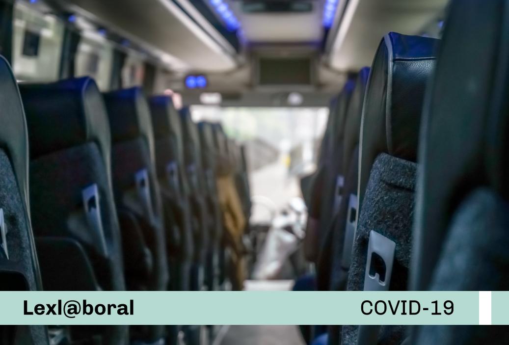 Protocolo Sanitario Sectorial para los servicios complementarios al transporte y tránsito terrestre