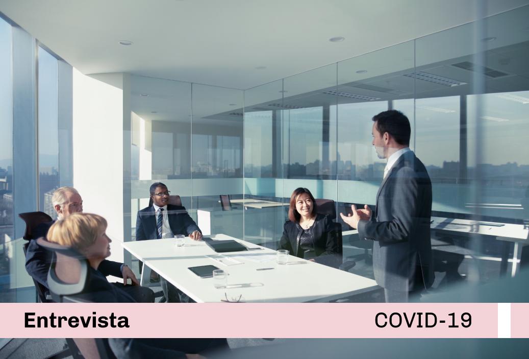 Cristina Oviedo en 24 Horas Mediodía: Implicancias de la ampliación del estado de emergencia en el sector laboral