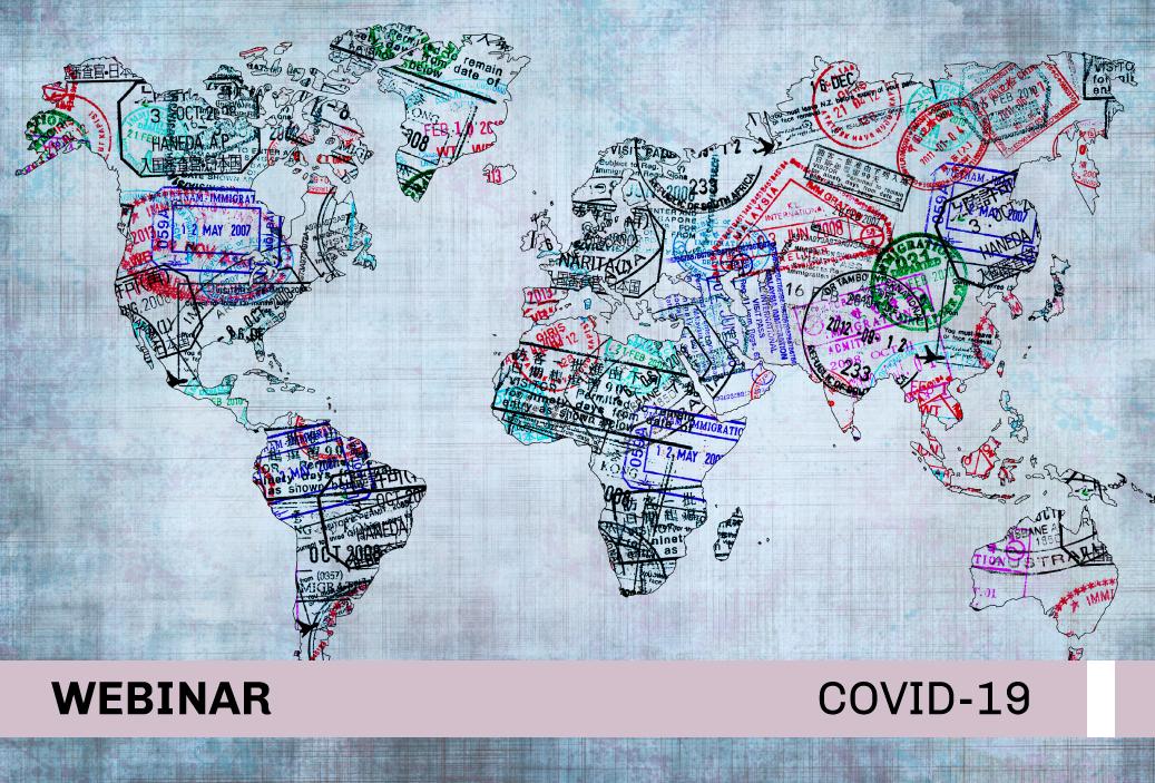Video del Webinar: «Impacto del COVID-19 en los Procesos Migratorios. Realidades de Ecuador, Colombia y Perú»