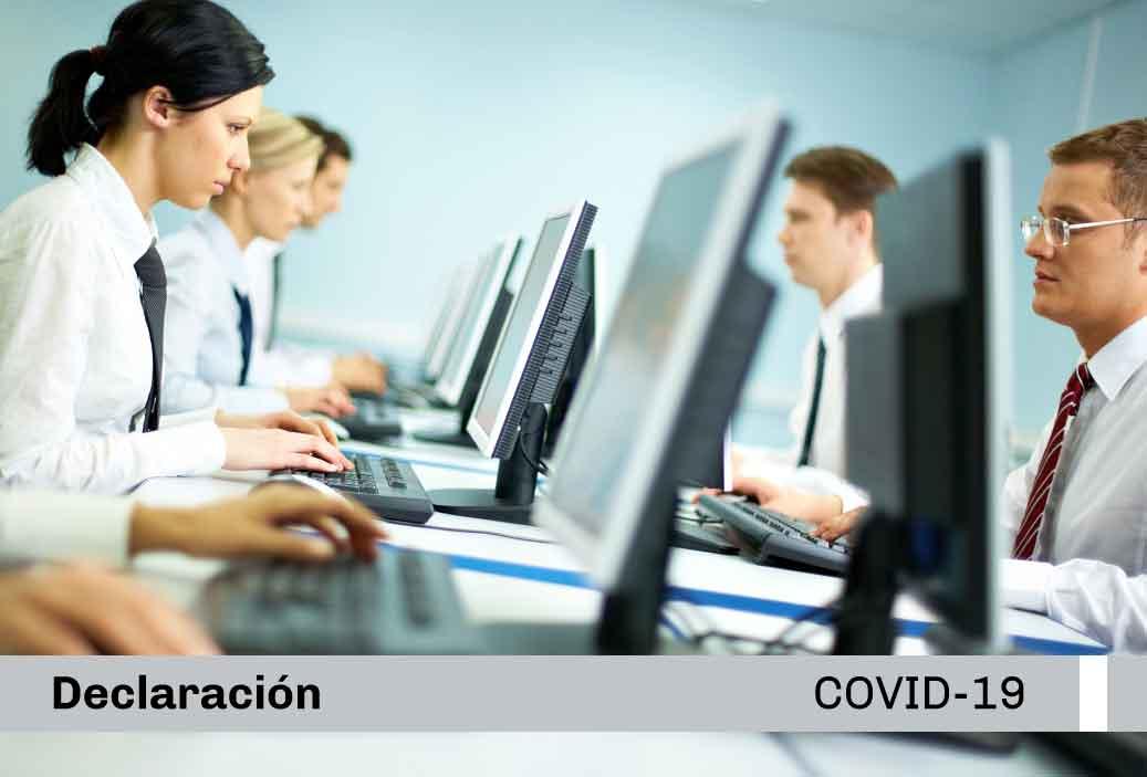 Shirley Quino para diario El Comercio: COVID 19: Protocolos de prevención de contagio aplican a trabajadores dentro y fuera de planilla