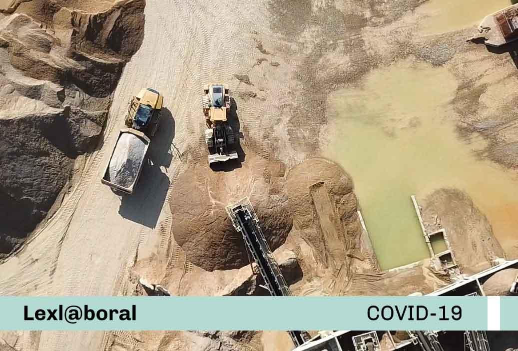 Reinicio de actividades mineras: Principales aspectos inspeccionados por la SUNAFIL