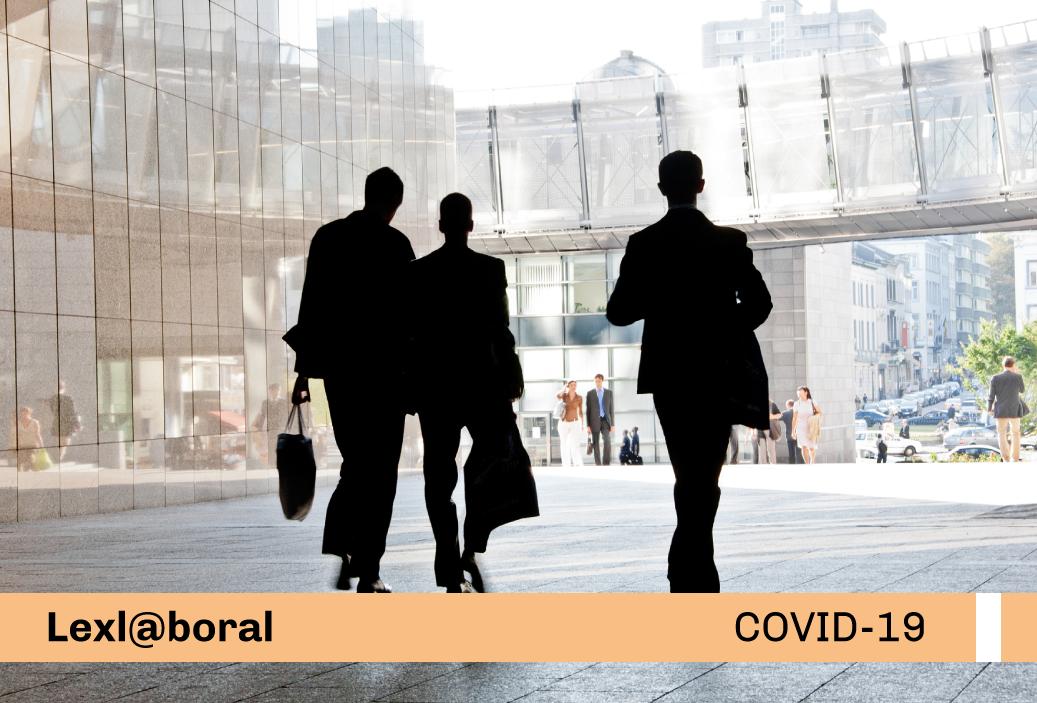 Nuevas disposiciones asociadas al Plan para la vigilancia, prevención y control de la Covid-19
