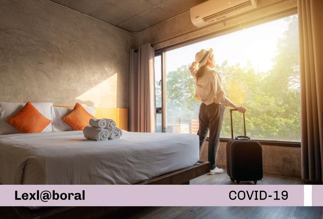 Aprueban Protocolo Sanitario Sectorial ante el COVID-19 para hostales categorizados y establecimientos de hospedaje no clasificados ni categorizados