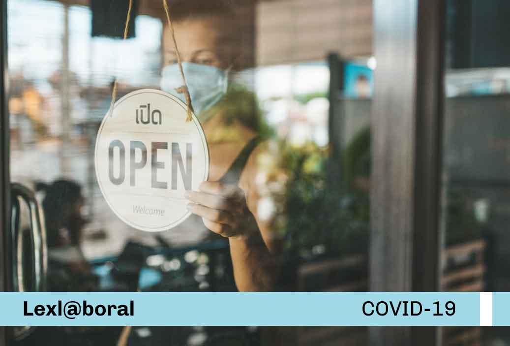 Aprueban reanudación de actividades económicas en materia de restaurantes y servicios afines en la modalidad de atención en salón, excepto bares