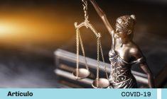 Juan Diego Ugaz escribió para Gestión: Las implicancias en el proceso de reactivación del sistema de justicia penal