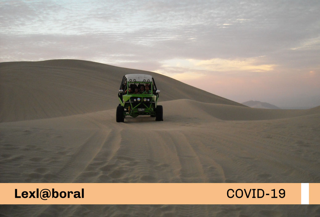 Protocolo sanitario sectorial para la prevención del COVID-19 para turismo de aventura, canotaje y caminata