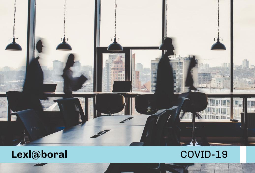 Nuevas disposiciones relacionadas al trabajo remoto y desconexión digital