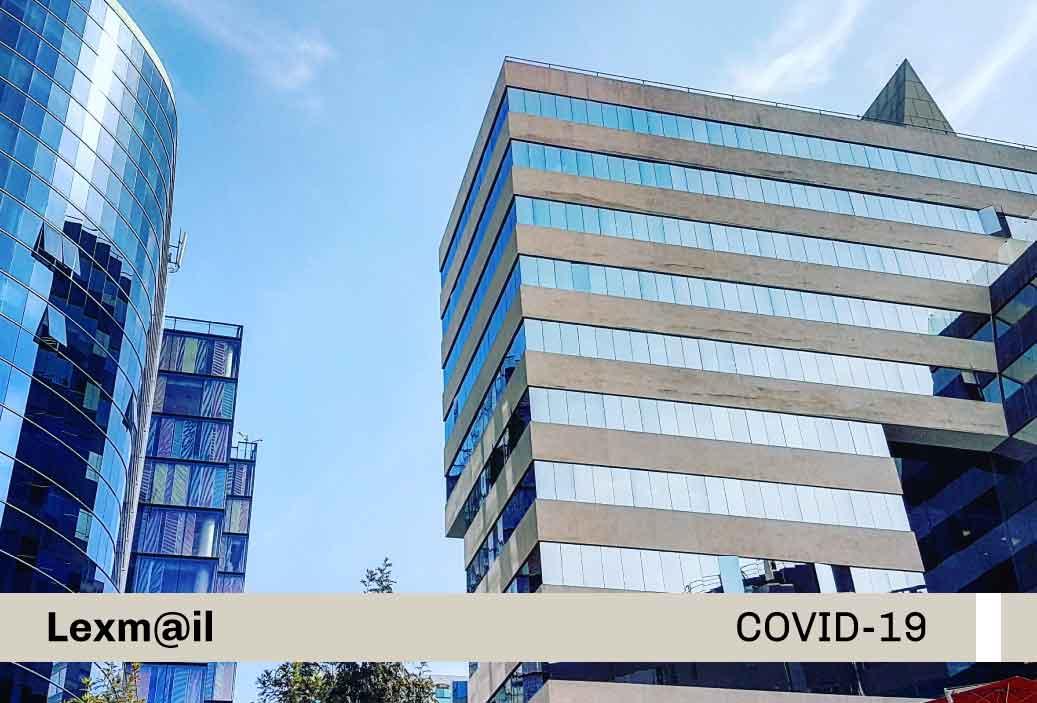 Resumen disposiciones administrativas sobre COVID-19: Martes 10 de noviembre