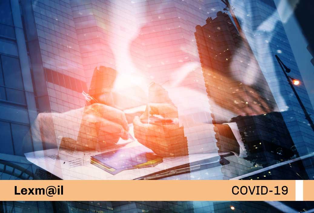 Resumen disposiciones administrativas sobre COVID-19: Viernes 20 de noviembre