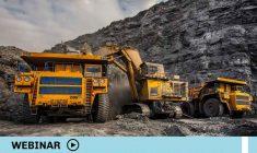 Mira el video del webinar minero «Las comunicaciones: Nuevos mecanismos excepcionales de modificación en las operaciones mineras»