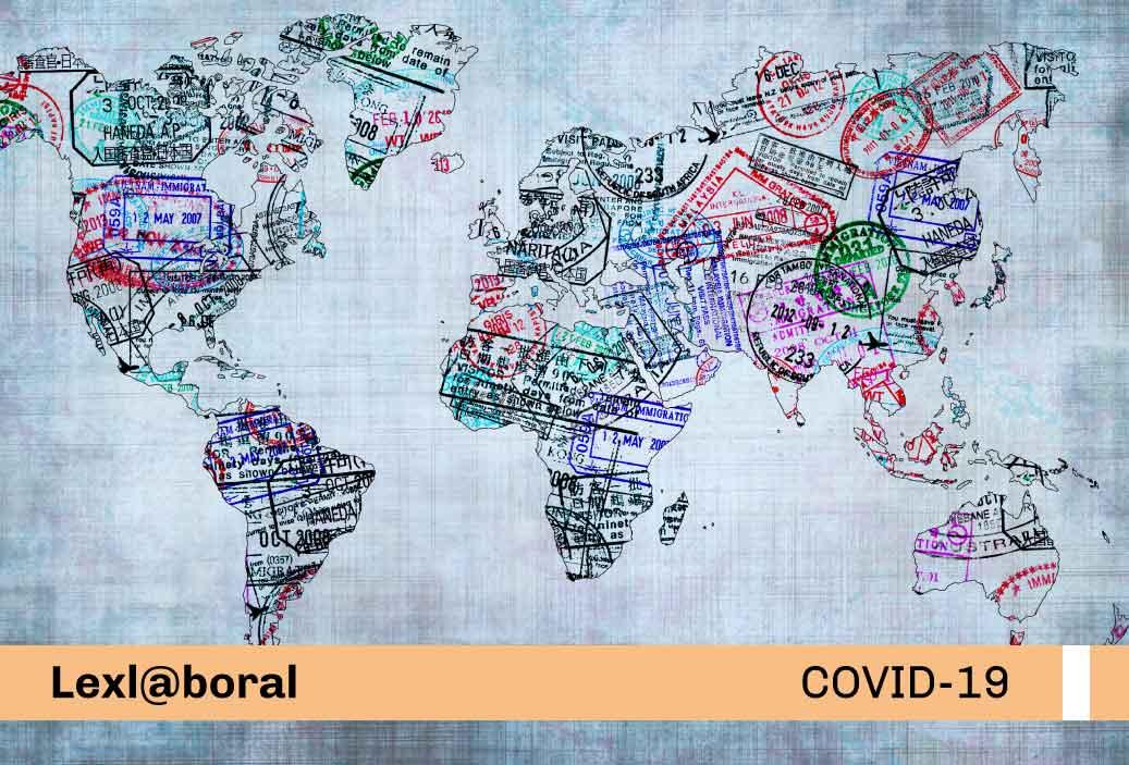 Inicio de funcionamiento del Sistema Virtual de Contratos de Extranjeros – SIVICE