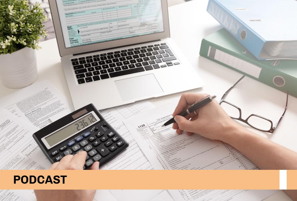 Escucha nuestro podcast: «El régimen de depreciación especial establecido por el Decreto Legislativo N° 1488»