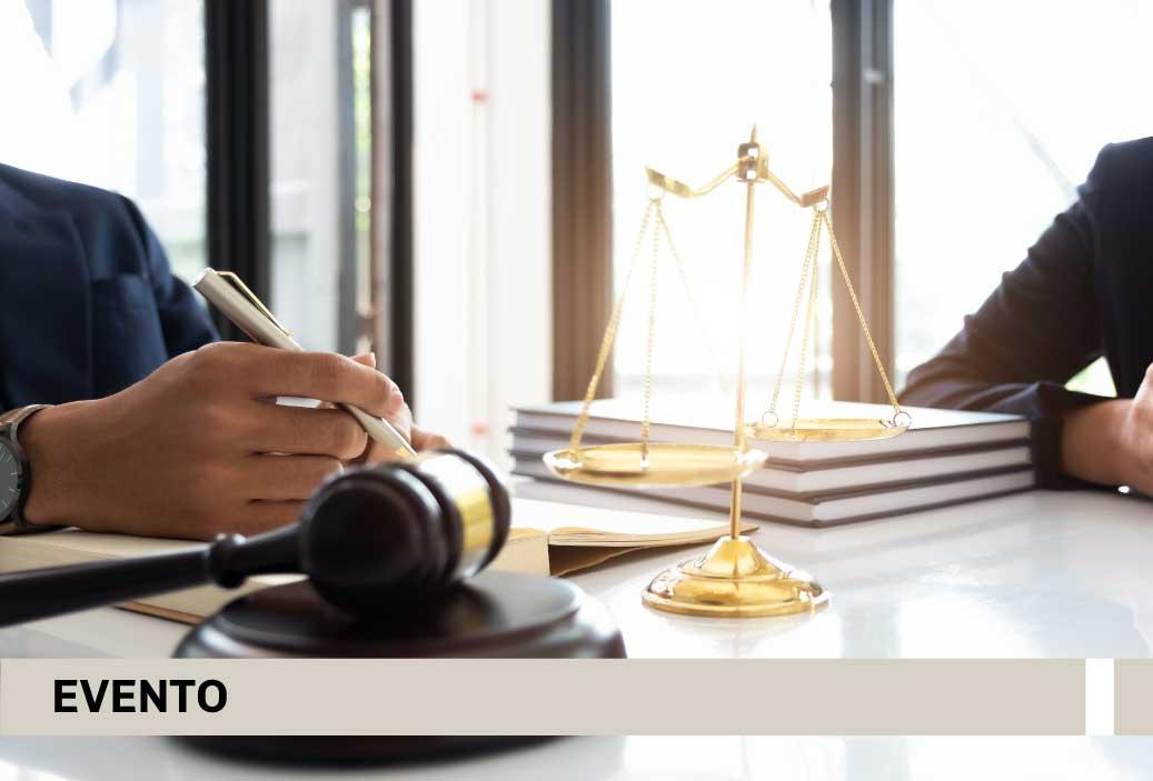 Renzo Vinelli participará en la: «Jornada de Derecho Penal»