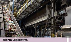 Cumplimiento de obligaciones en materia de residuos sólidos