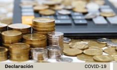 Renzo Grández declaró para El Comercio: «Recaudación tributaria creció un 86,5% en abril»