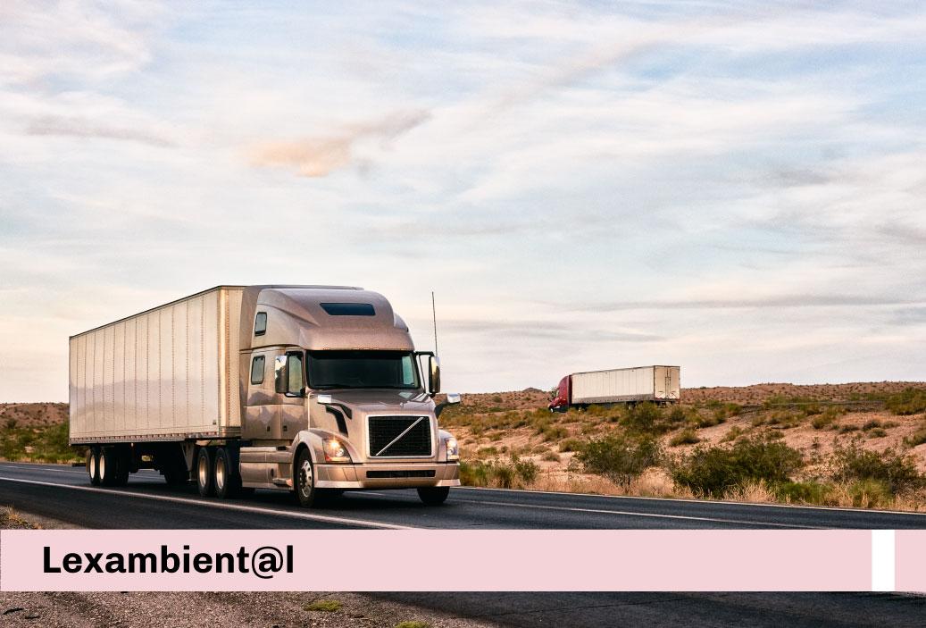 Se aprueba Reglamento de supervisión y fiscalización en materia ambiental para el sector transportes