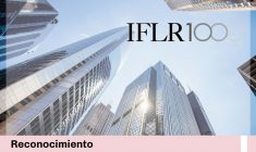 Hemos sido reconocidos como líderes en Capital Markets: Debt en el reciente ranking de IFLR1000