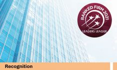 Once again our practices in Competition have been recognized by Leaders League