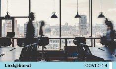 Trabajadores con factores de riesgo para la COVID-19 pueden retornar a laborar sin presentar Declaración Jurada